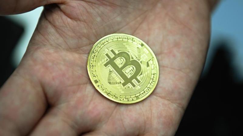 Bitcoin steigt erstmals über 66.000 US-Dollar