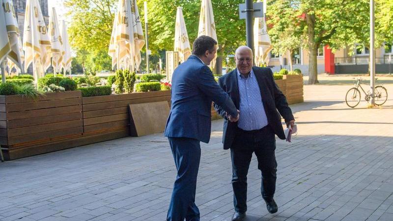 CDU: Ausblick auf Einigung bei Koalitionsverhandlungen