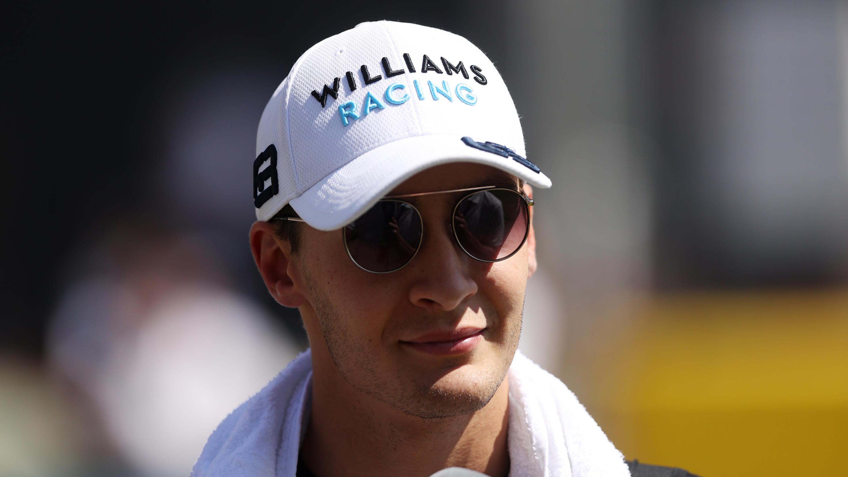 Formel 1: George Russell schwärmt und schickt Kampfansage an Lewis Hamilton - exklusives RTL-Interview