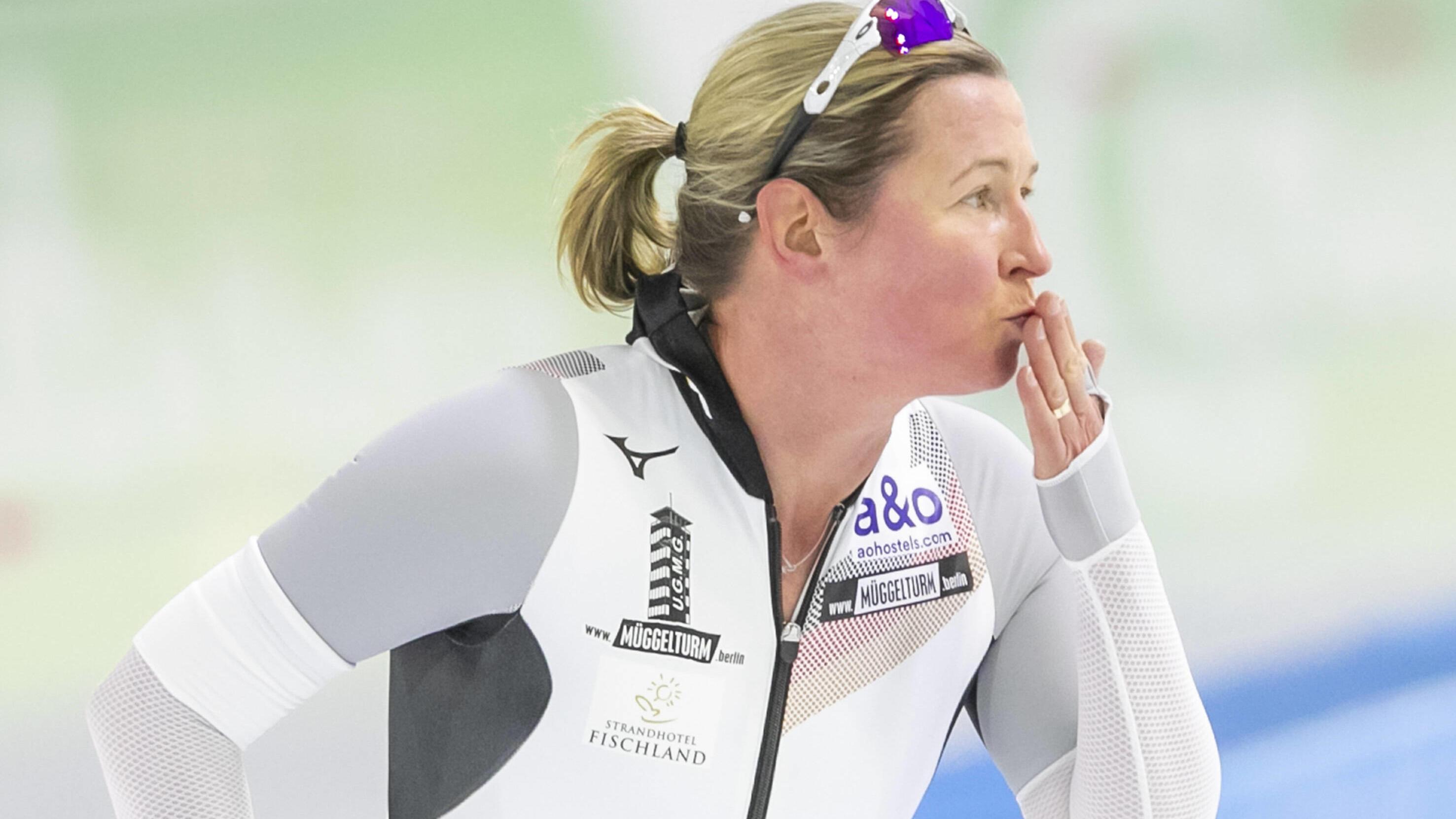 Eisschnelllauf Wm 2021