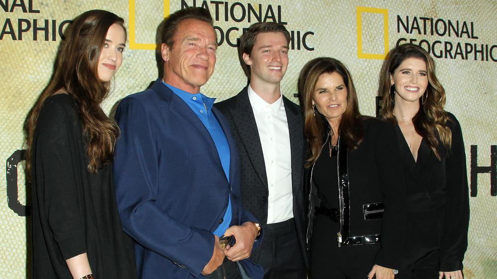 Arnold Schwarzenegger: Sogar seine Ex-Frau kam zum Geburtstag