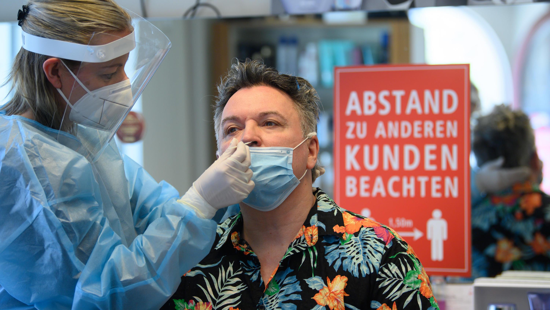 Corona-Studie der Uni Mainz: 42 Prozent der Infizierten ...