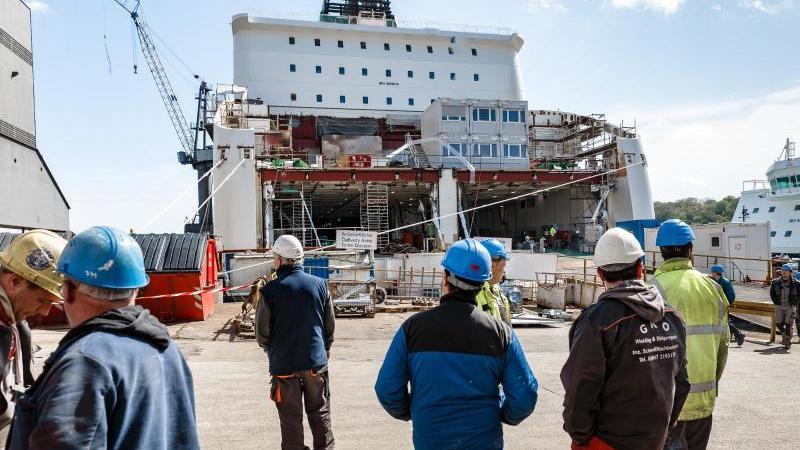 Bedingung für Erhalt der Schiffbau-Gesellschaft erfüllt