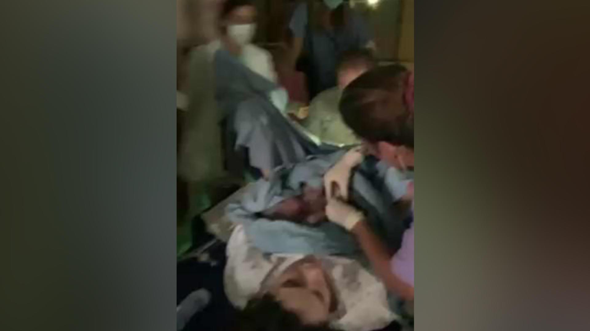 Wunder im Libanon: Frau bringt Kind während der Explosion in Beirut zur Welt