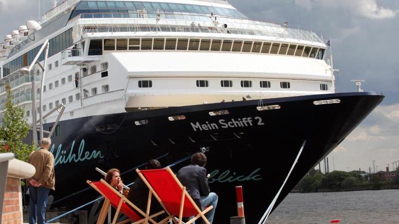"""Gran Canaria: Corona auf TUI-Kreuzfahrtschiff """"Mein Schiff 2"""" - über 30 Urlauber in Quarantäne"""