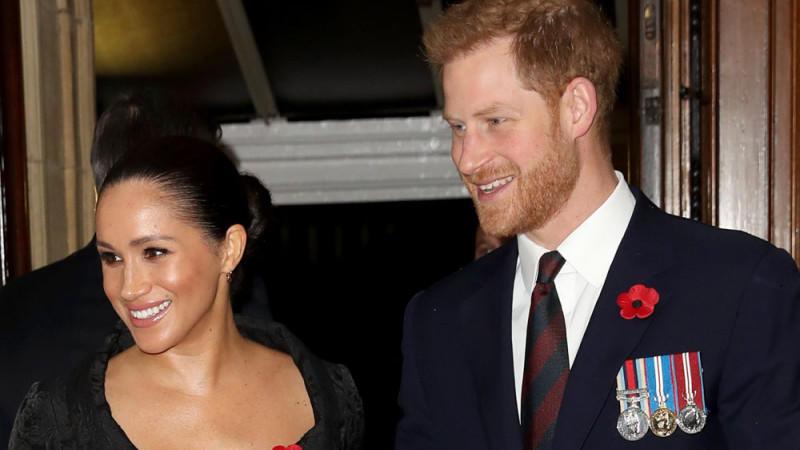 Prinz Harry und Herzogin Meghan müssen sich vor einem Puma in Acht nehmen!