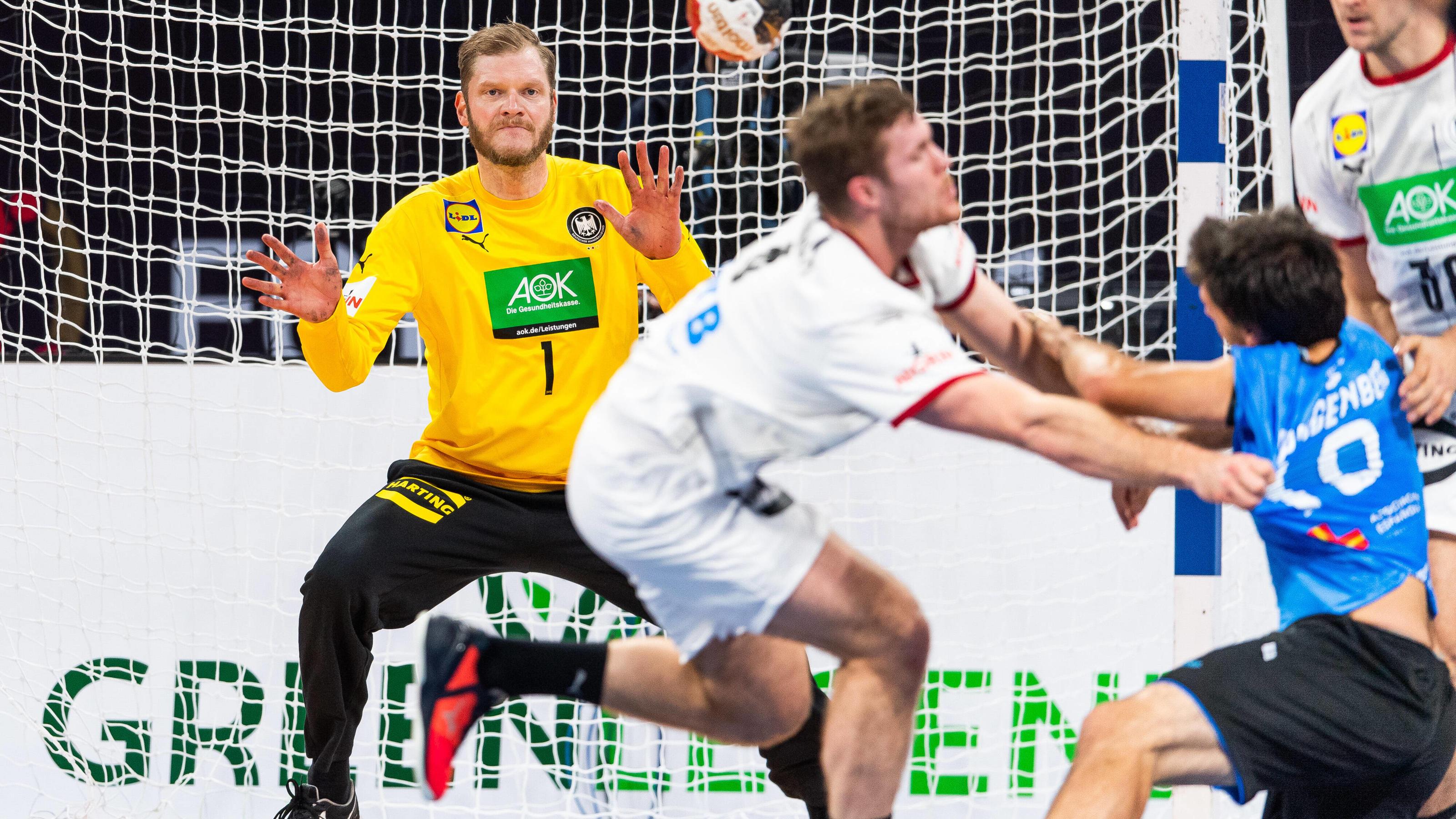 Handball-WM: Deutsche Handballer kritisieren Spiel gegen Kap Verde nach positiven Coronatests