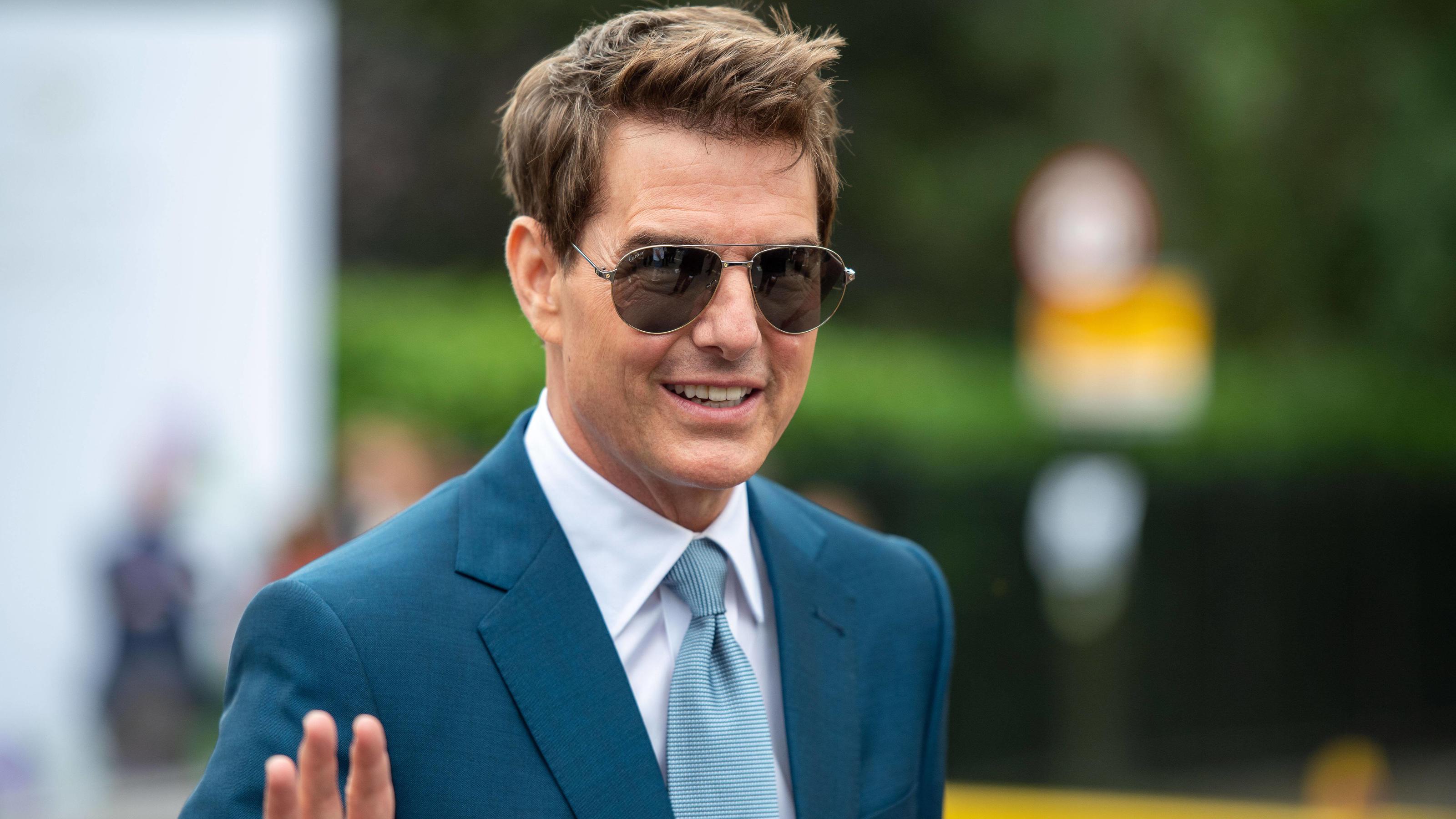 Ist das wirklich Tom Cruise? Action-Star ist plötzlich kaum wiederzuerkennen