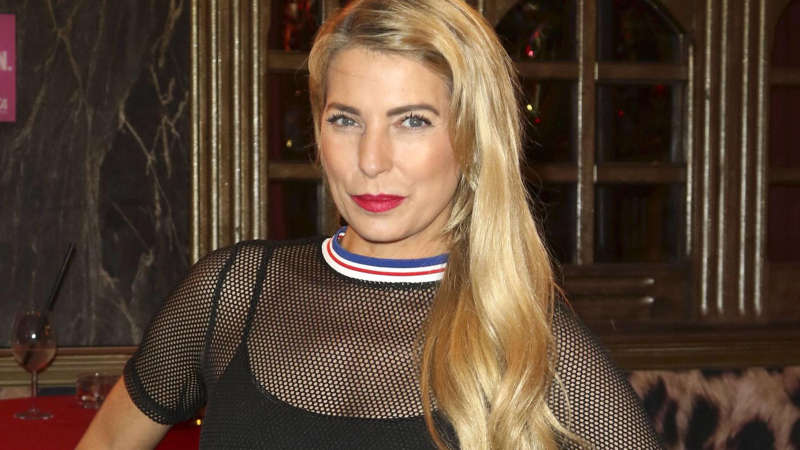 Giulia Siegel zieht blank - mit 45 Jahren