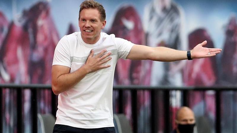 Sieg für die Champions League: RB Leipzig unter Druck