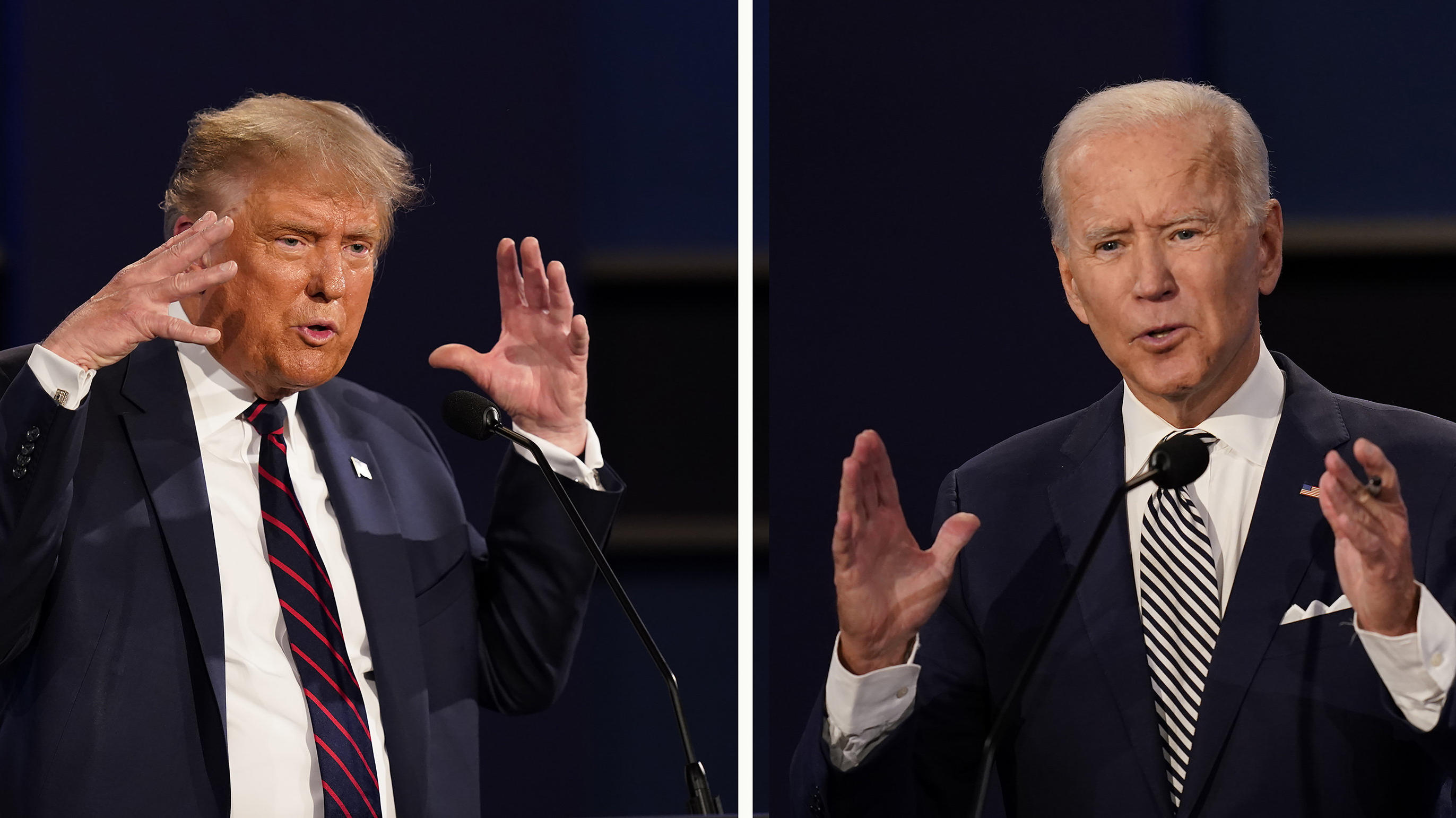 Schlammschlacht geht weiter - Joe Biden: Trumps...