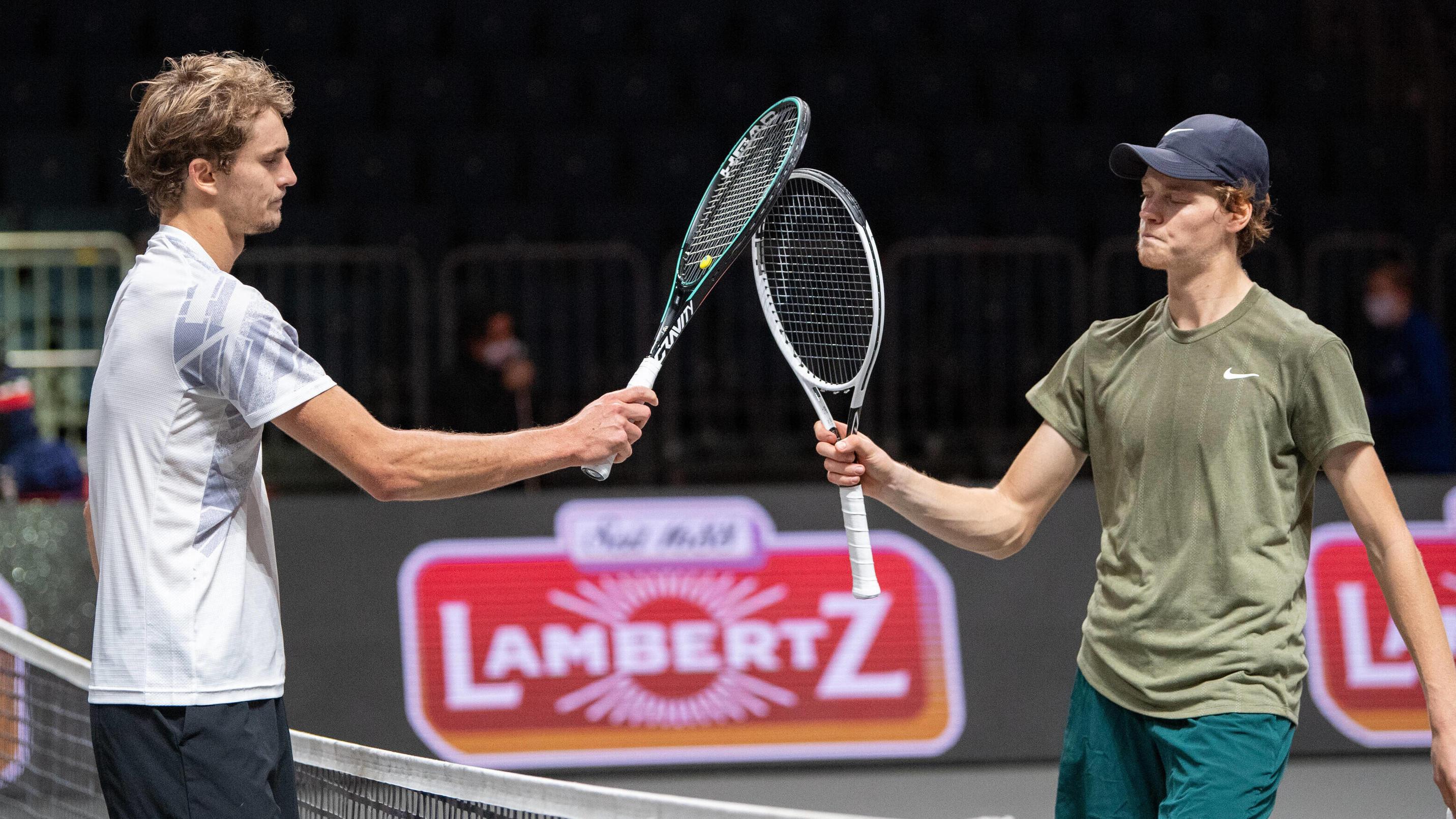 Zverev greift nach dem Kölner Double