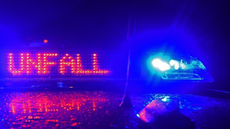 Motorradfahrer bei Unfall in Waldenburg schwer verletzt