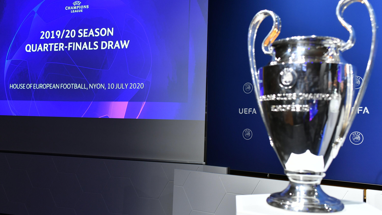Auslosung Champions League Qualifikation 2021/18