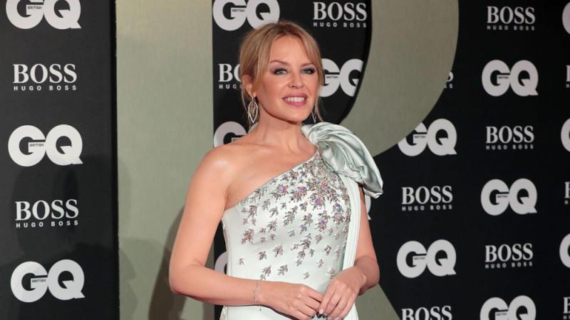 Kylie Minogue: Mit Wein und Musik mit Leuten interagieren