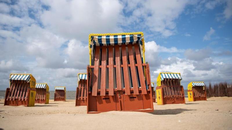 Gutes Pfingstwetter lockt Touristen an die Nordseeküste