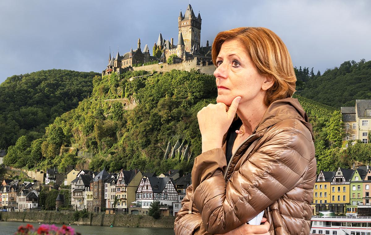 Malu Dreyer fleht Touristen an - Bitte sagen Sie Ihren Urlaub nicht ab!