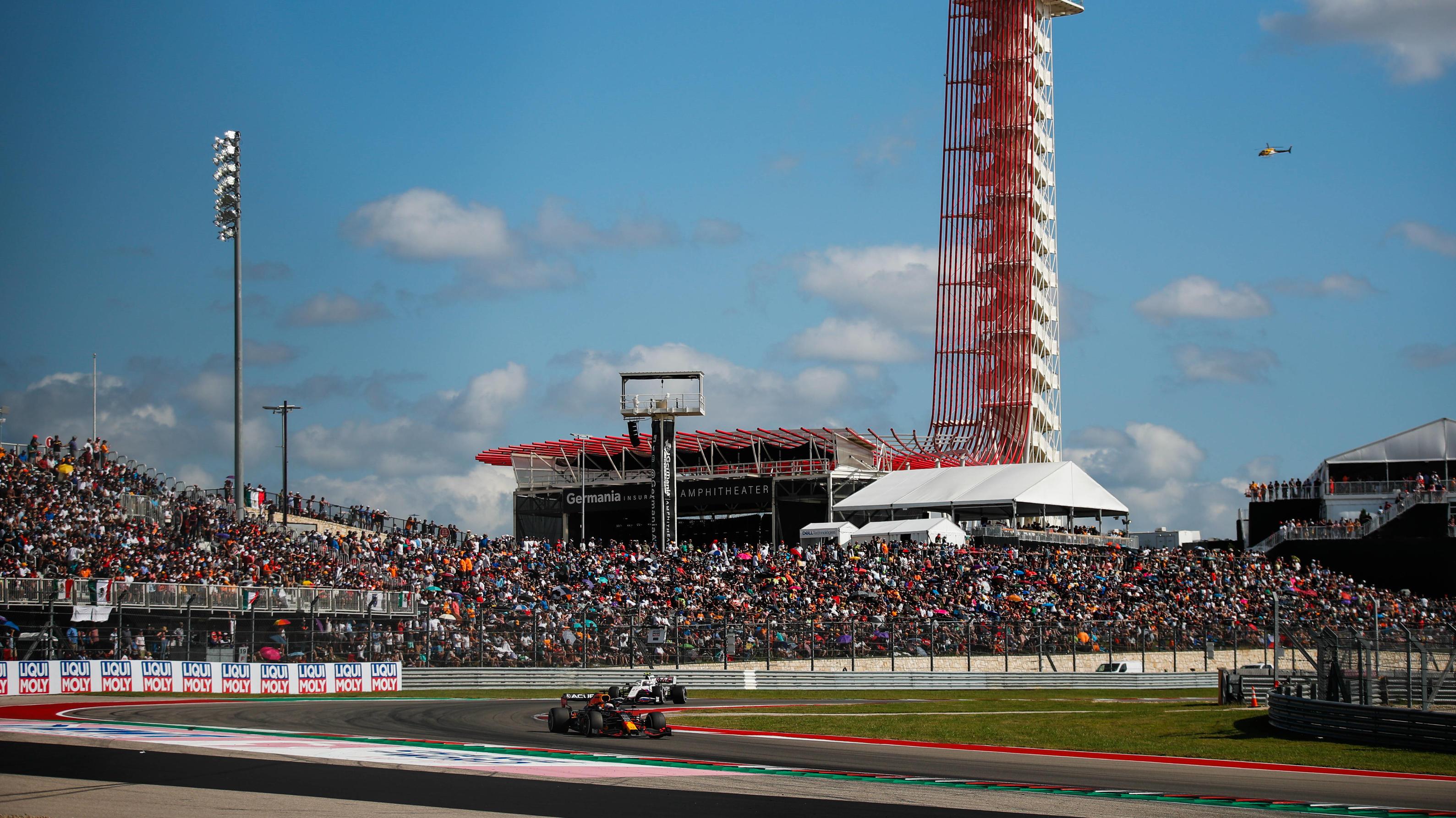 """Formel 1 in Austin: Fast-""""Herzinfarkt"""" wegen Mick Schumacher - Red Bull zitterte um Sieg von Max Verstappen"""