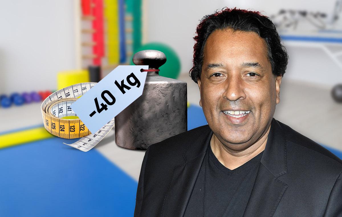 ZDF-Moderator Cherno Jobatey - 40 Kilo abgenommen - mit DIESEM Rezept