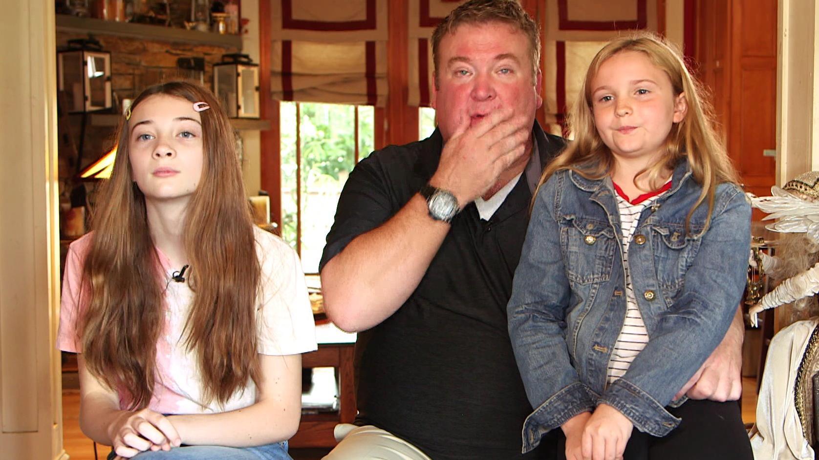 So erleben Amy Locanes Kinder den Alptraum...
