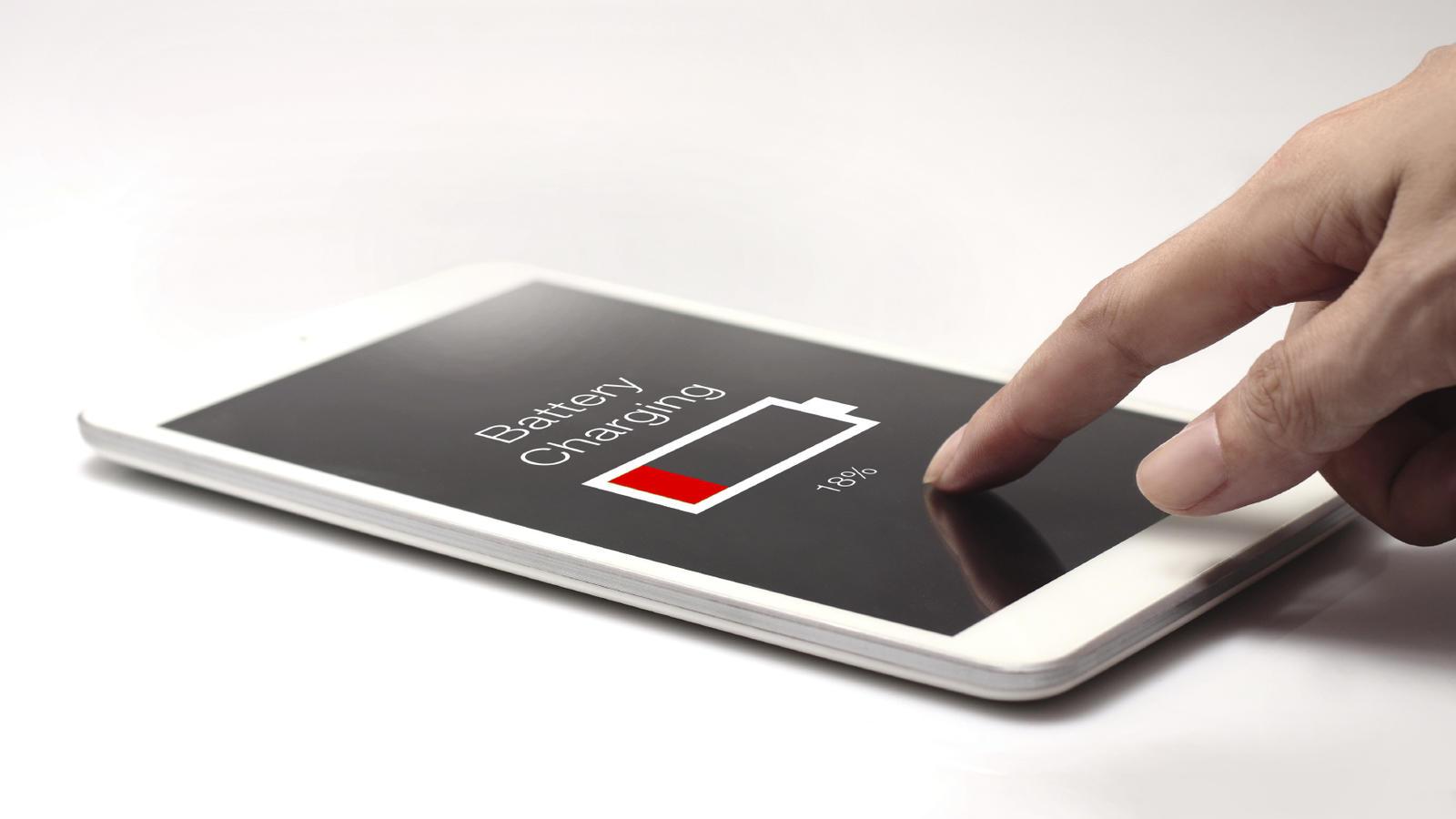 Akku Laden Smartphone