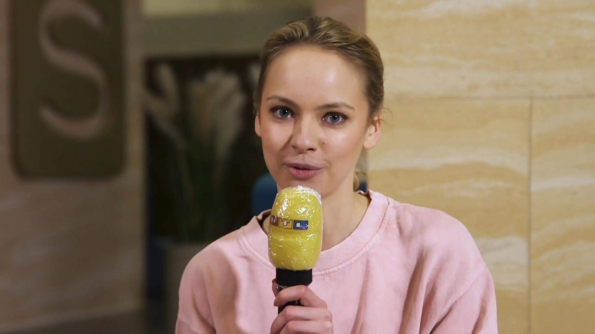 """Serien-Star Barbara Prakopenka verabschiedet sich von """"Alles was zählt"""""""