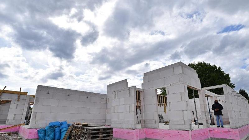 Arbeiten für Moschee verzögert: Noch kein Bauende in Sicht