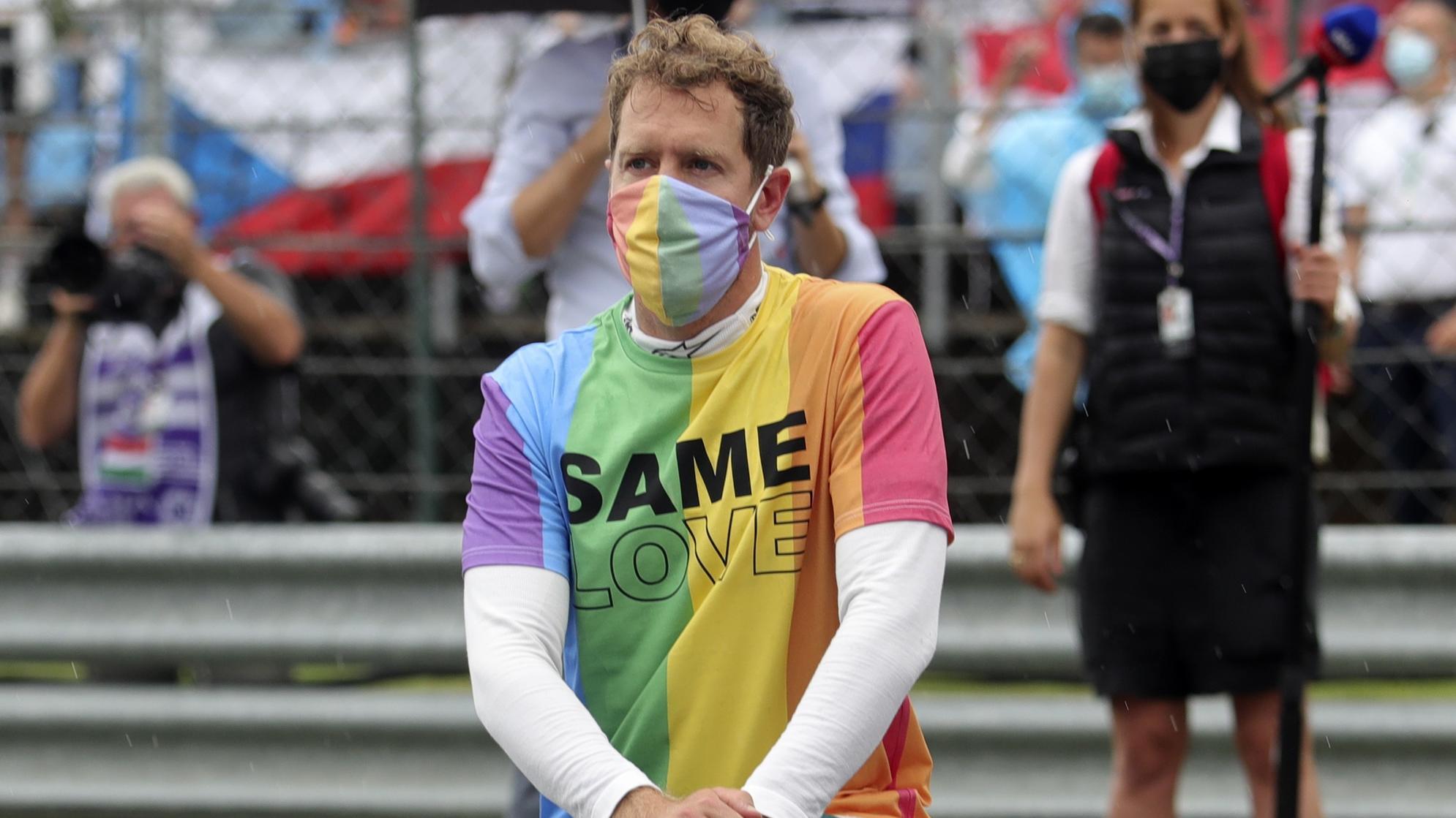 Vettel droht Strafe wegen Toleranzaktion: Sollen sich mich doch disqualifizieren