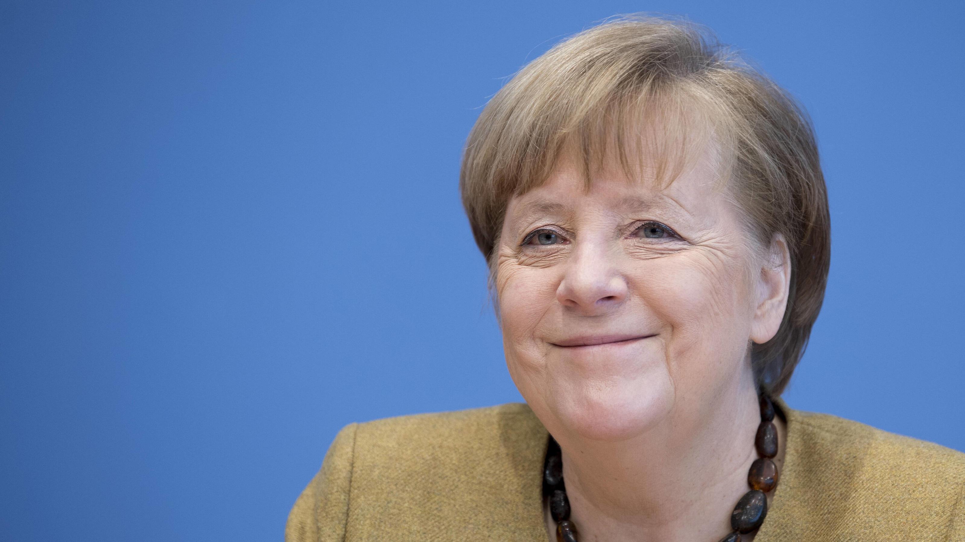 Bundeskanzlerin Angela Merkel: Wieso haben Politikerinnen eigentlich immer top gestylte...