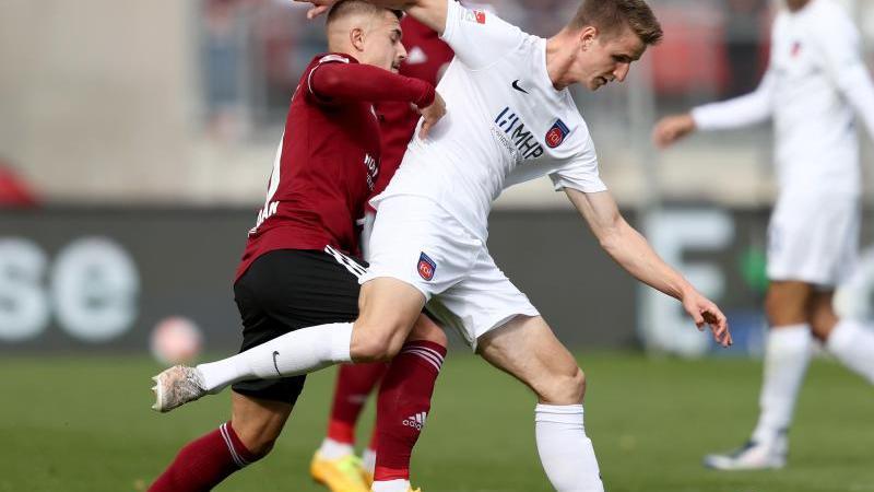 1. FC Nürnberg fertigt Heidenheim ab