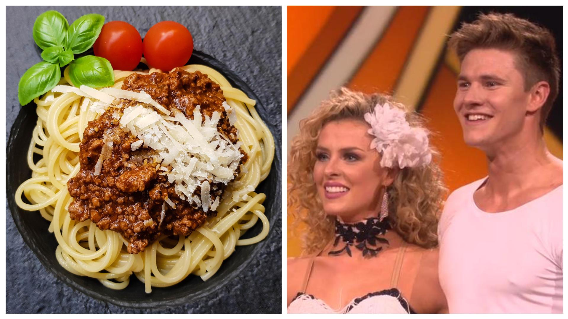 "Simon Zachenhubers Samba war ""ein bisschen Spaghetti Bolognese"""