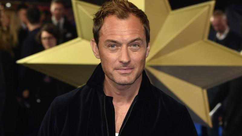 Jude Law spielt neben Kate Winslet in 'LEE'