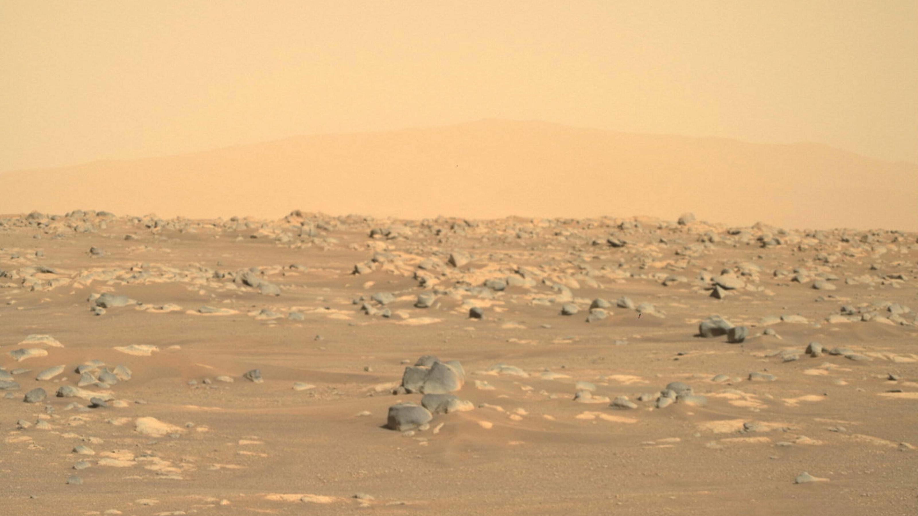 Bis zu 100 Grad Unterschied am Tag: So ungemütlich ist das Wetter auf dem Mars! - RTL Online