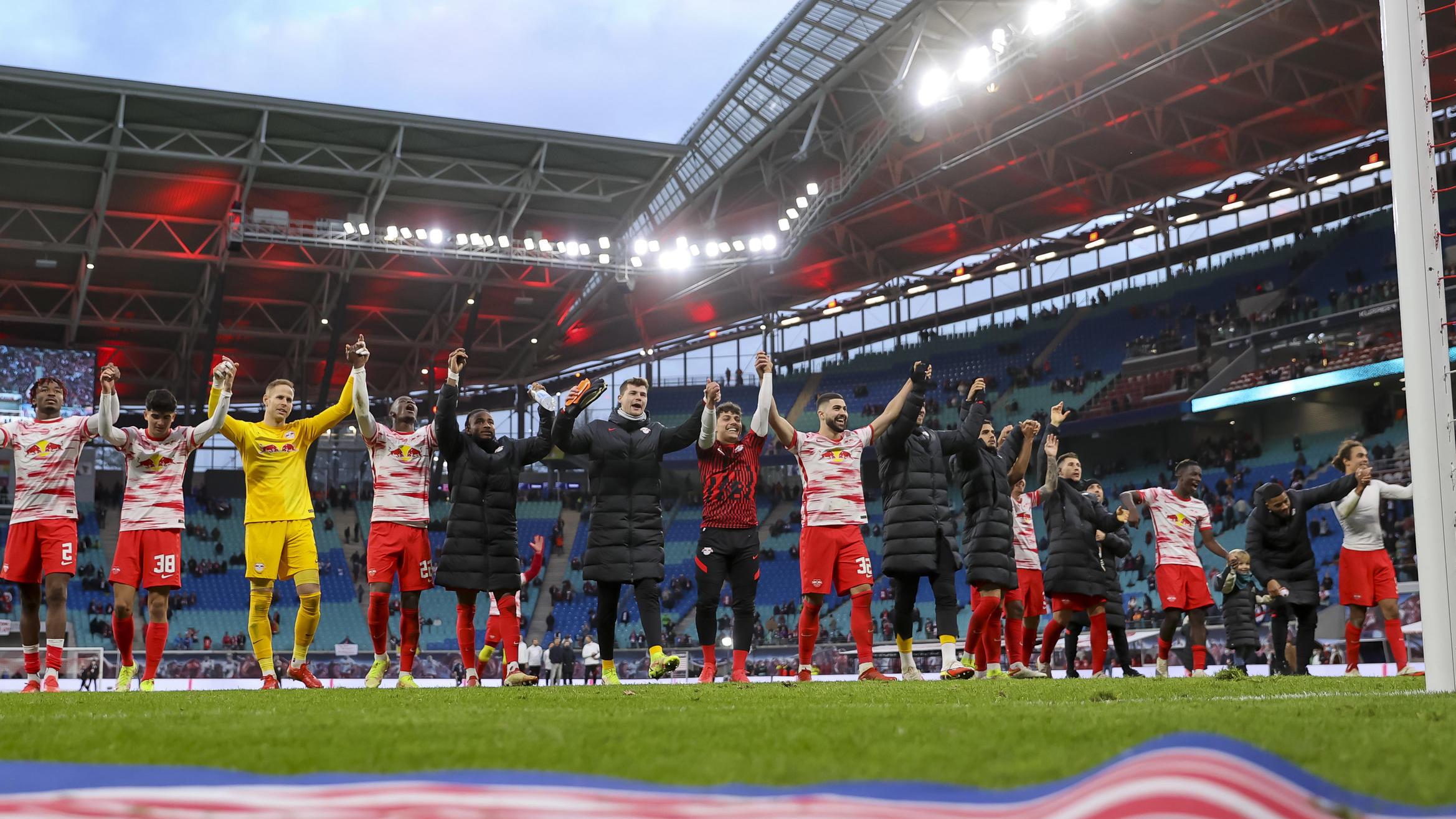 RB Leipzig lässt nur noch Geimpfte und Genesene ins Stadion