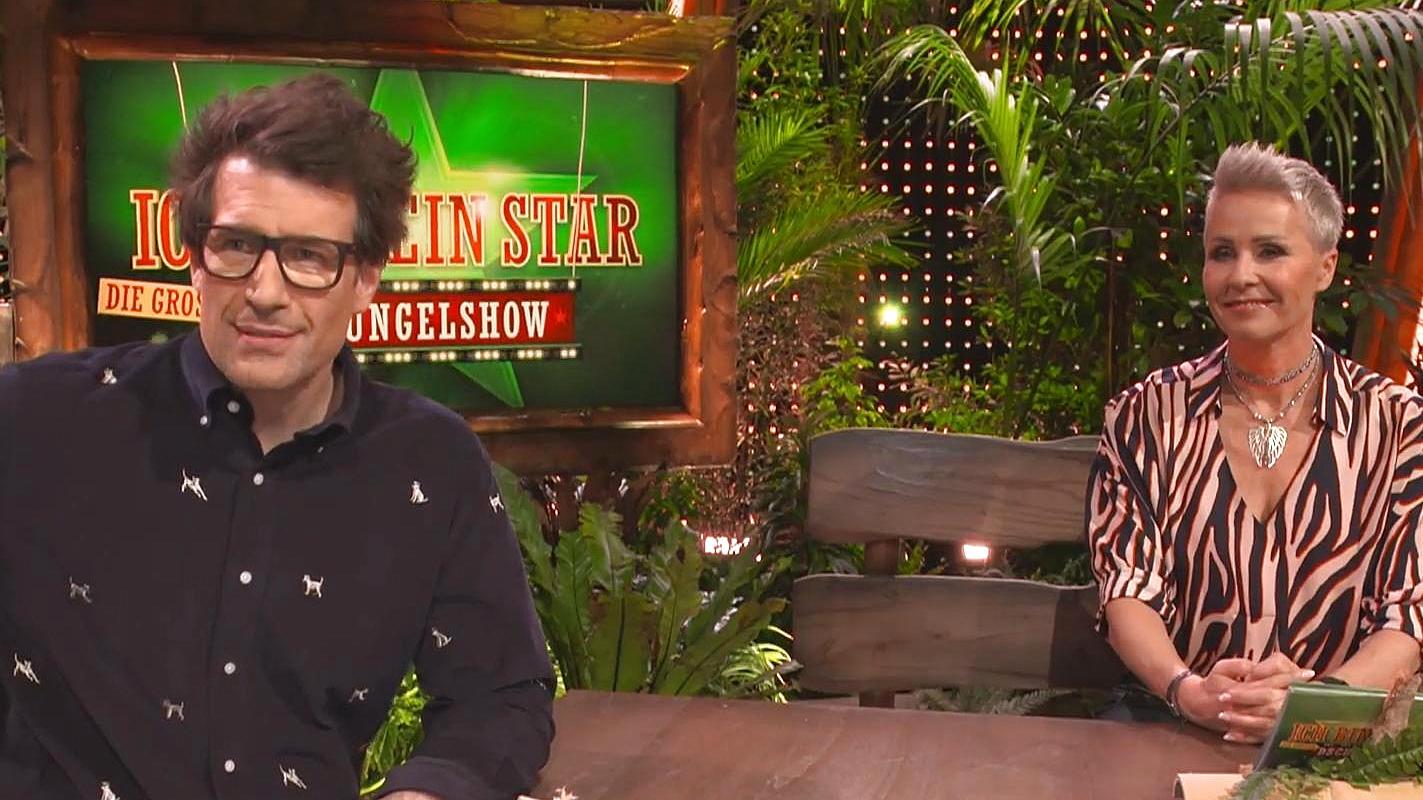 """Dschungelcamp 2021: Bea Fiedler bringt Daniel Hartwich """"an den Rande dessen, was er so aushalten kann"""""""