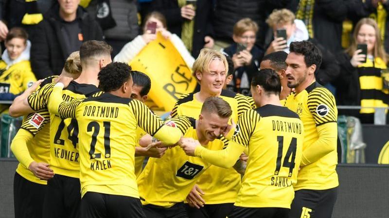 BVB für einen Tag an der Spitze: 3:1-Sieg gegen Mainz