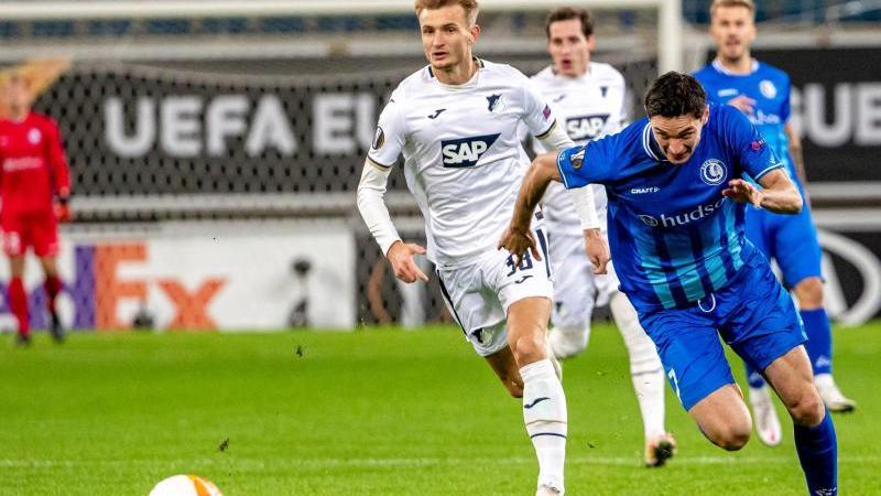 Sieg für die Clubhistorie: Hoffenheim feiert 4:1 in Gent