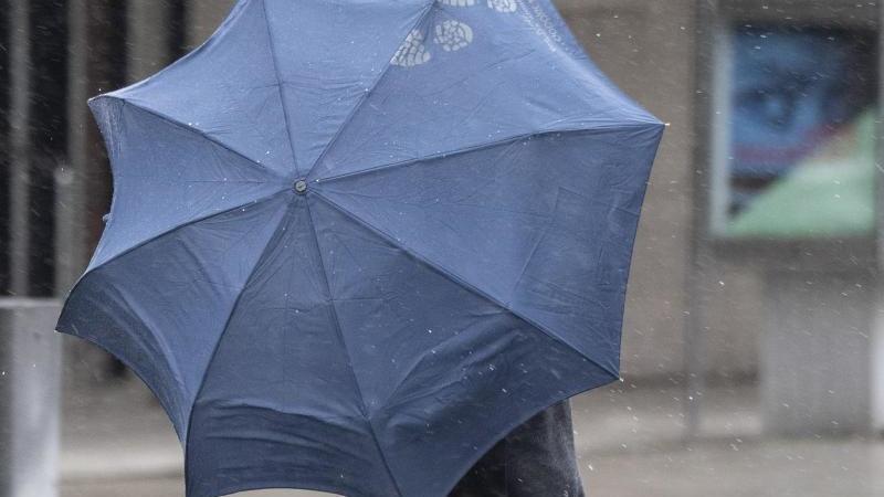 Stürmisches Wetter am Freitag in Thüringen erwartet