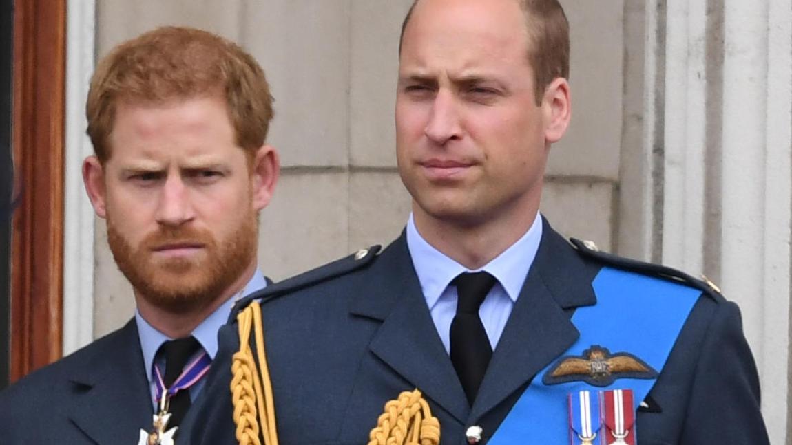 Haben Prinz Harry und Prinz William Zoff wegen Archies Geburt?