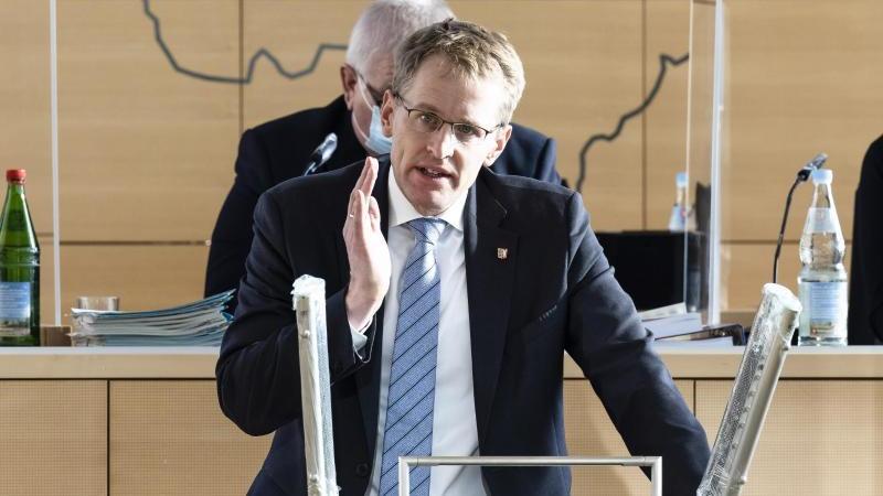 Günther kritisiert Kontaktlockerungen über Weihnachten