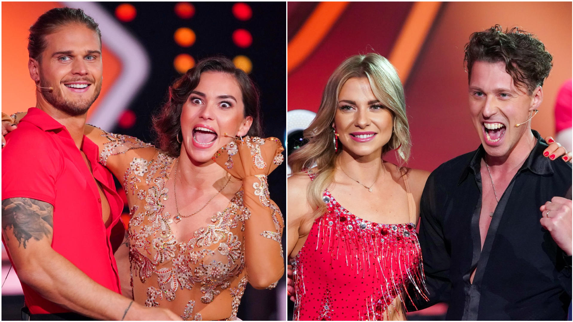 Let's Dance 2021: Bei Renata und Valentin Lusin ist ein hartes Battle vorprogrammiert - RTL Online