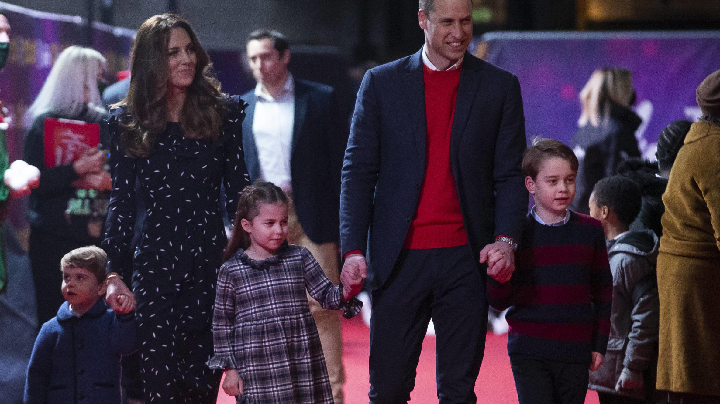 Herzogin Kate & Prinz William: Ihre Nanny darf ein Wort nie benutzen - RTL Online
