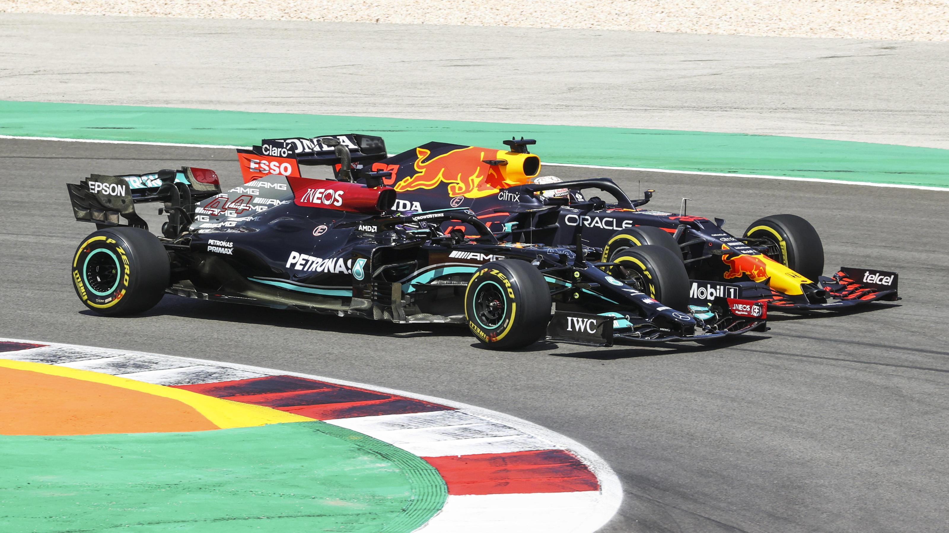 """Formel 1: Max Verstappen rechnet beim Spanien-GP mit """"echter Pace"""" gegen Lewis Hamilton"""