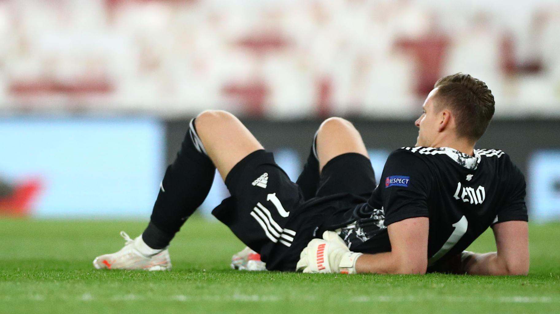 Europa League Finale 2021 ohne den FC Arsenal - Bernd Leno ...