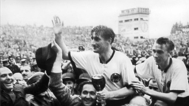 Fußball-Legende Fritz Walter erhält eigene Briefmarke