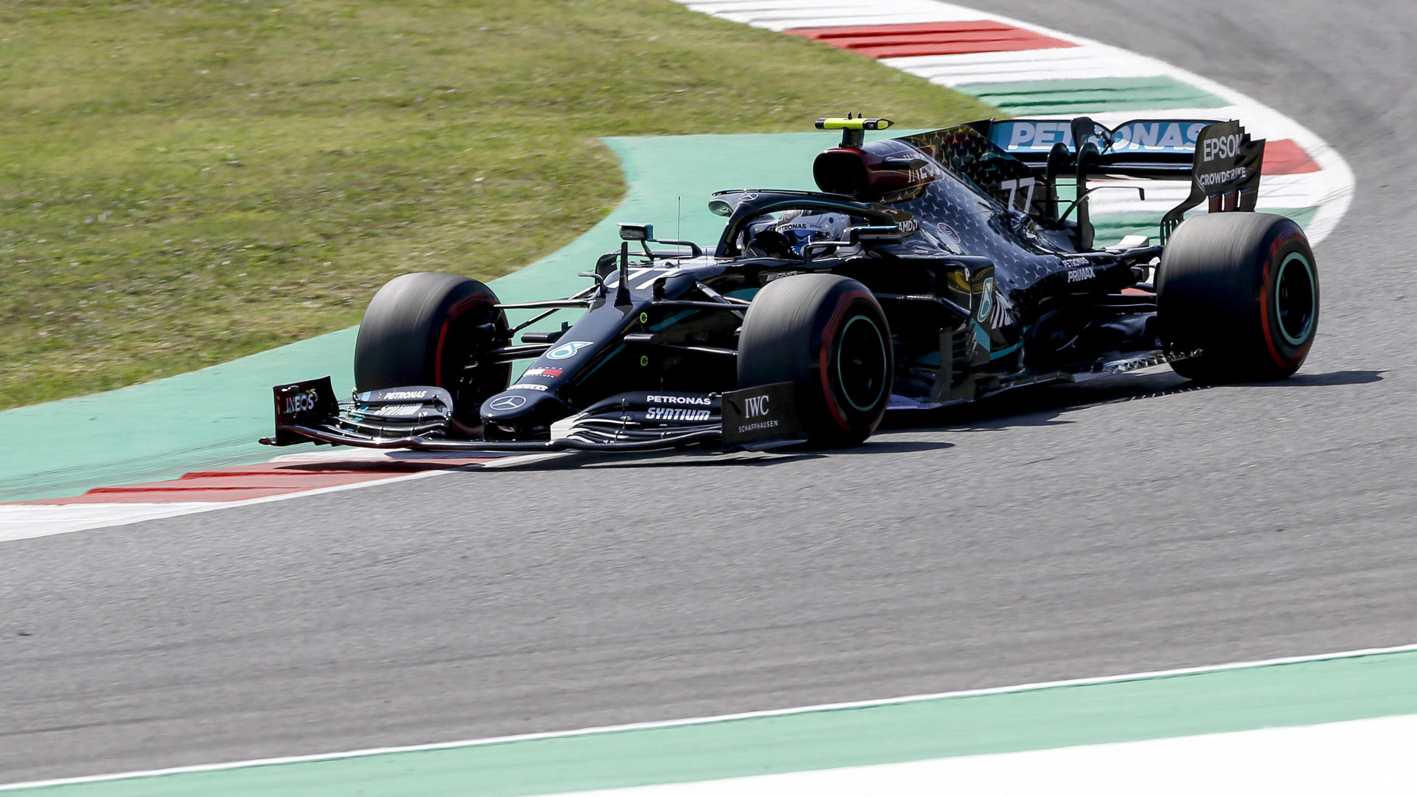 2. Freies Training in Mugello: Mercedes dominiert, Ferrari wieder weit hinten
