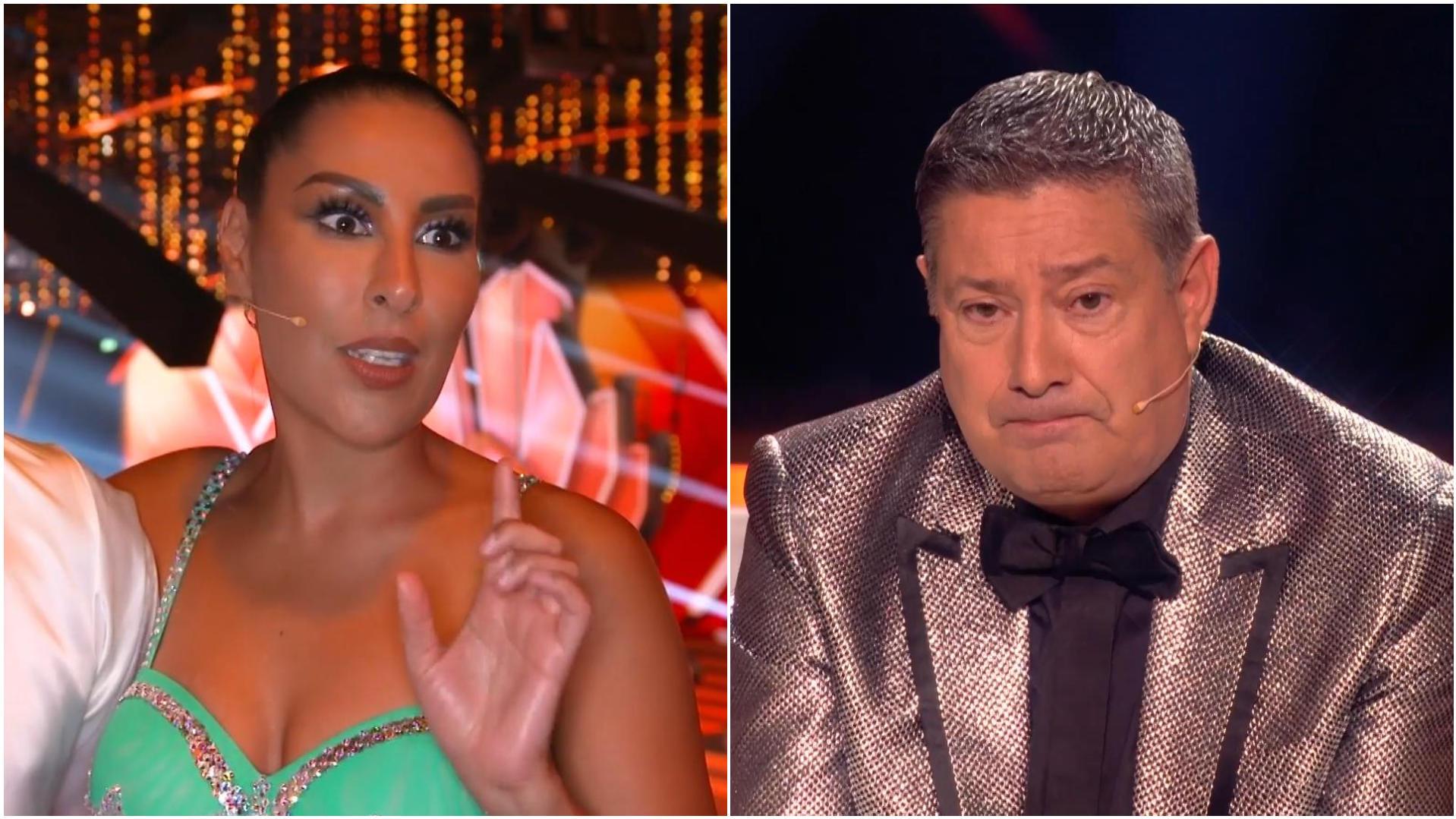 Let's Dance 2021: Das hat wehgetan! Senna Gammour macht Joachim Llambi eine Kampfansage - RTL Online