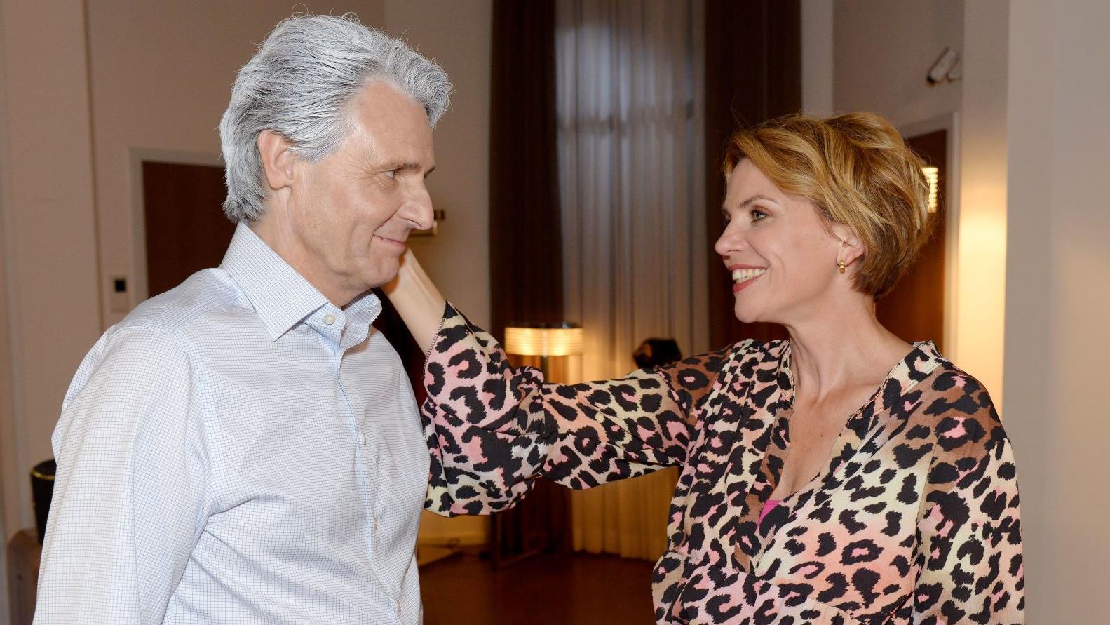 GZSZ: Jo Gerner mit weißen Haaren! DAS ist der bewegende Grund für seinen neuen Look