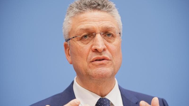 Corona-Untersuchungsausschuss befragt RKI-Chef Lothar Wieler