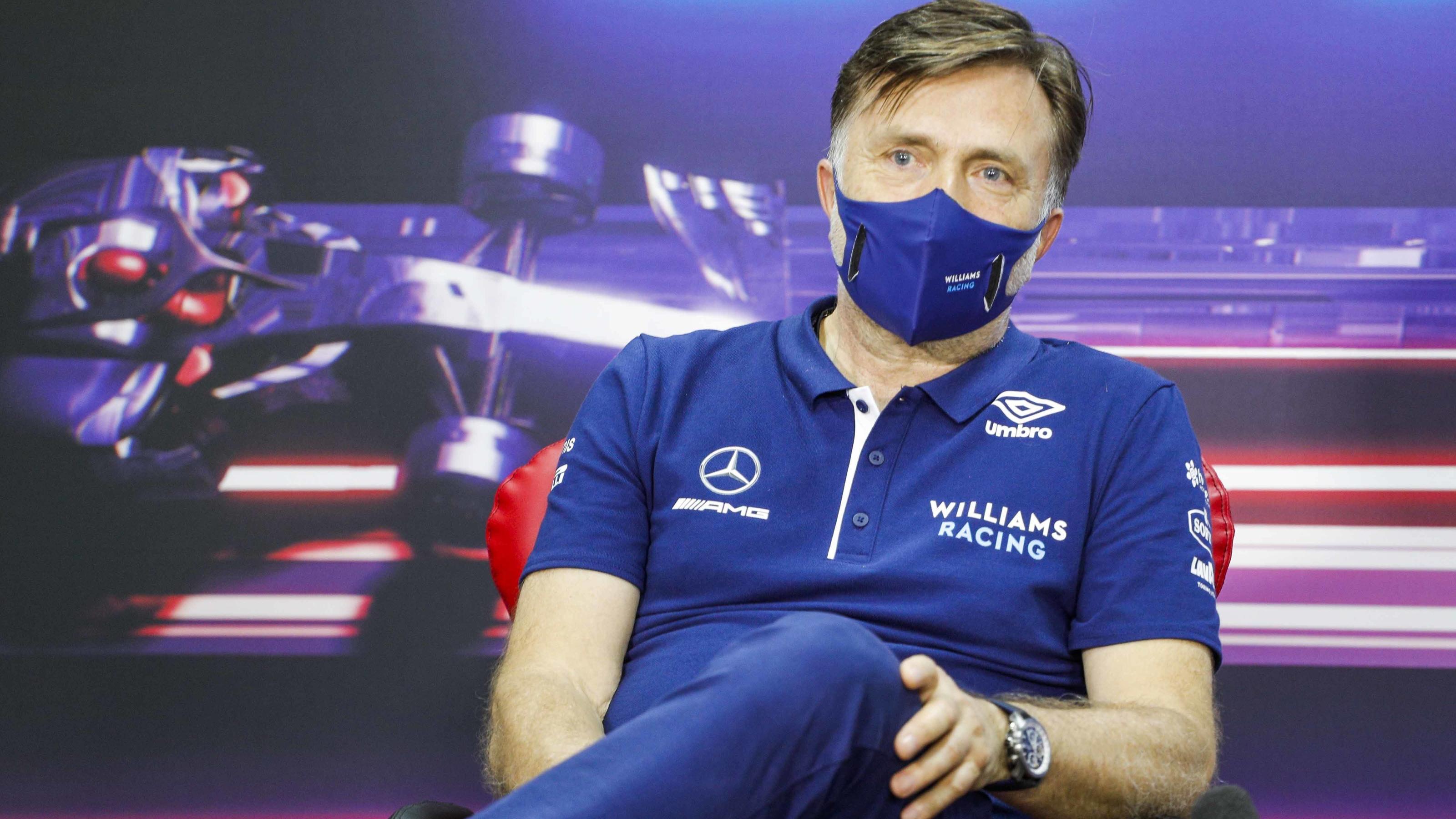 """Formel 1 - Jost Capito über Mercedes-Motor: """"Spüren nicht, dass da ein großer Schritt gemacht worden ist"""""""